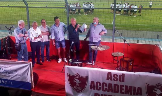 Accademia Bustese: cambio sull'Under 15, arriva Luca Apruzzese