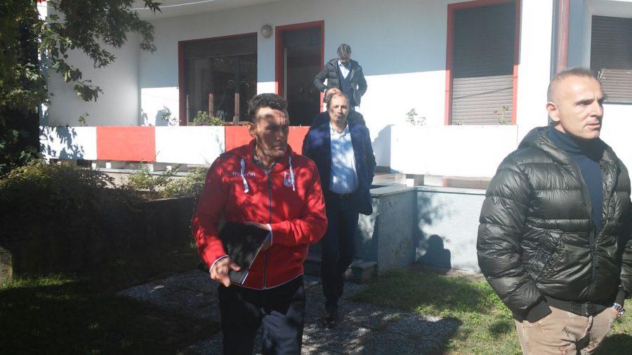 """Ciccio"" Baiano arriva al Franco Ossola"