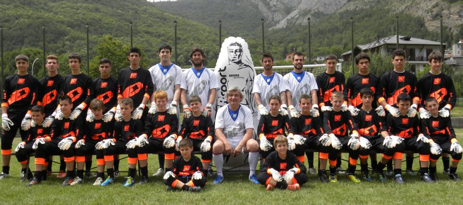 Jimmy Fontana Keepers Academy Summer Camp 2019