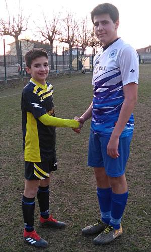 Vallin e Lucibello Under 14