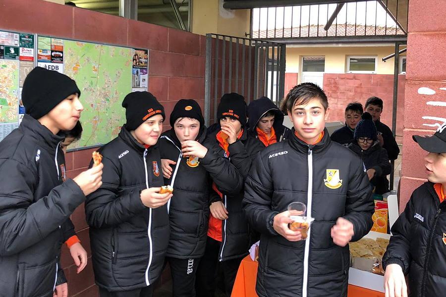 Under 14: Vimercatese-Di Po
