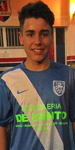 Manuel Vaglienti Bricherasio under 16