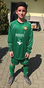 David Di Sisto, Morevilla under 14