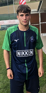 Daniele De Bartolis PSG Under 19