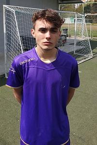 William Putzu Sporting Cenisia Under 17