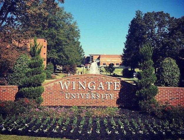 Di Tommaso alla Wingate University