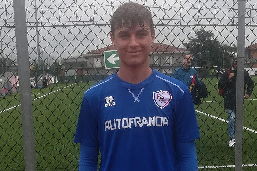 Alfredo Gentileschi, Eventi Sport Academy Under 15