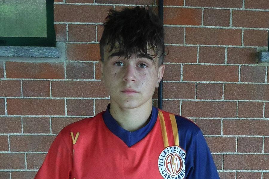 Andrea Bari (Villastellone under 15)