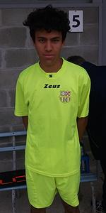 Alejandro Casaretto KL Pertusa U17