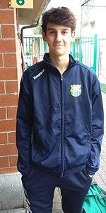 Gianmarco Graziano KL Pertusa Under 17