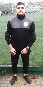 Ionut Homoreanu KL Pertusa Under 17