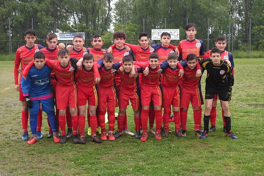 Under 15 Villastellone