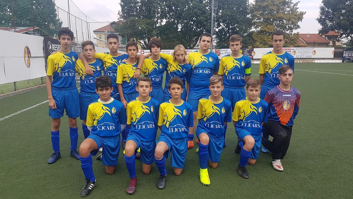 Atletico Torino Sant Ignazio Under 15 Atletico Torino