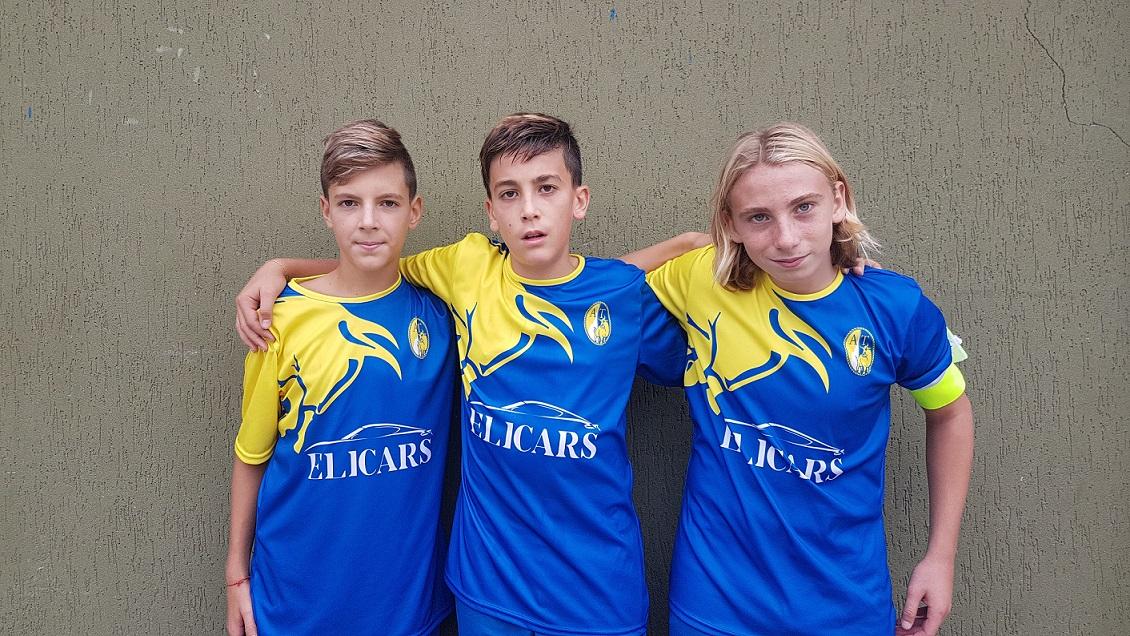Atletico Torino Sant Ignazio Under 15