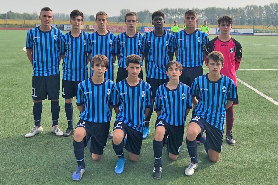 Novara Lecco Under 15: il Lecco