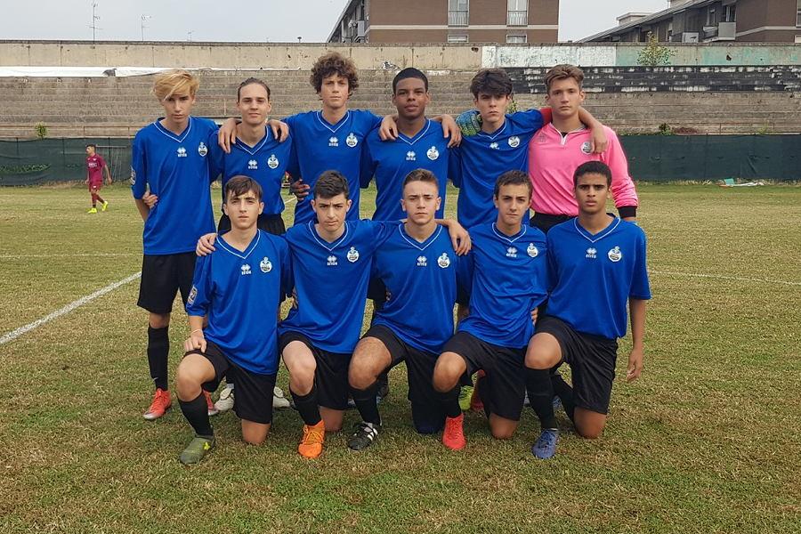 Sparta Novara Borgosesia Under 17 Sparta Novara