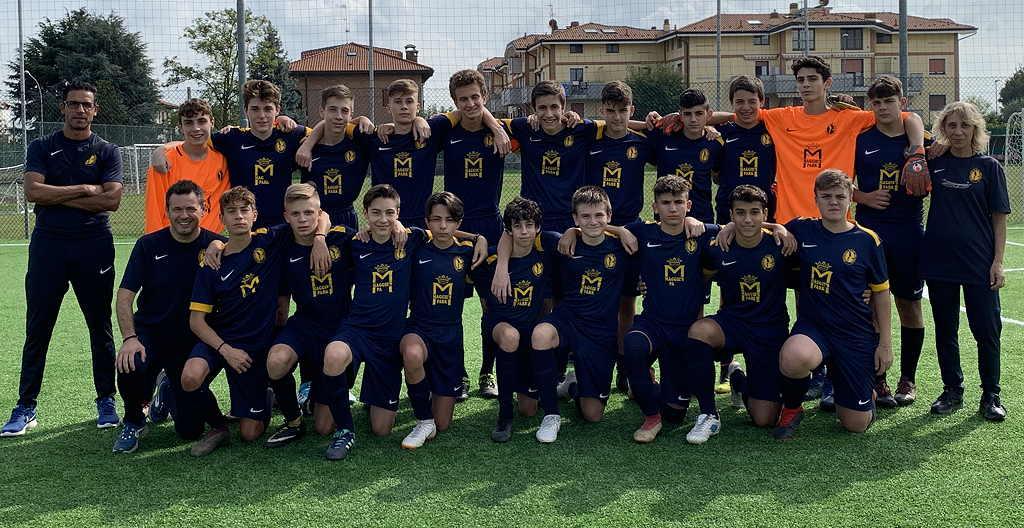 Villa Cortese - Carcor Under 16