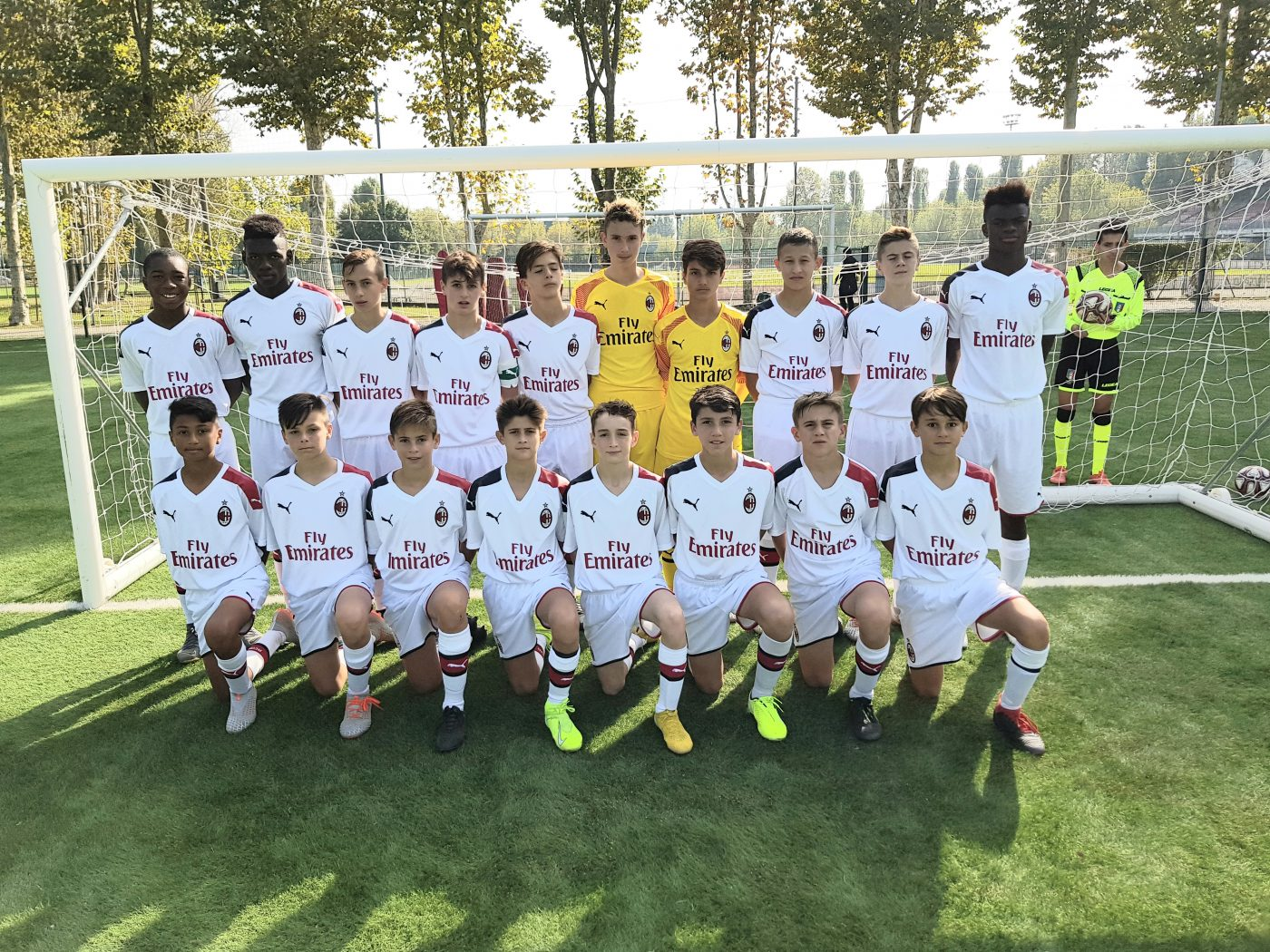 Milan-Lecco Under 13