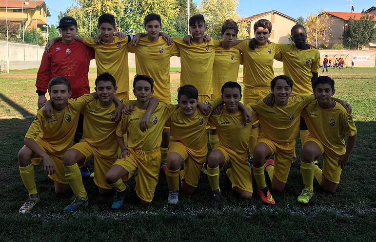 Capriate Zanconti Under 14