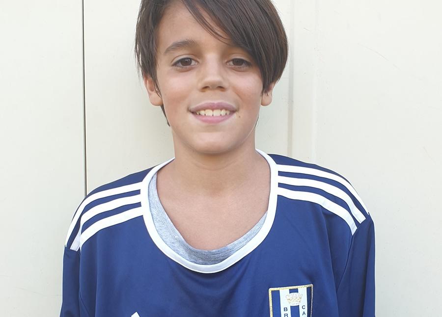 CG Bresso Bresso Under 14 Pizzo