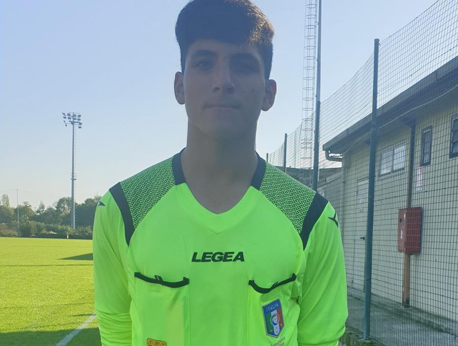 CG Bresso Bresso Under 14 arbitro Mostafa