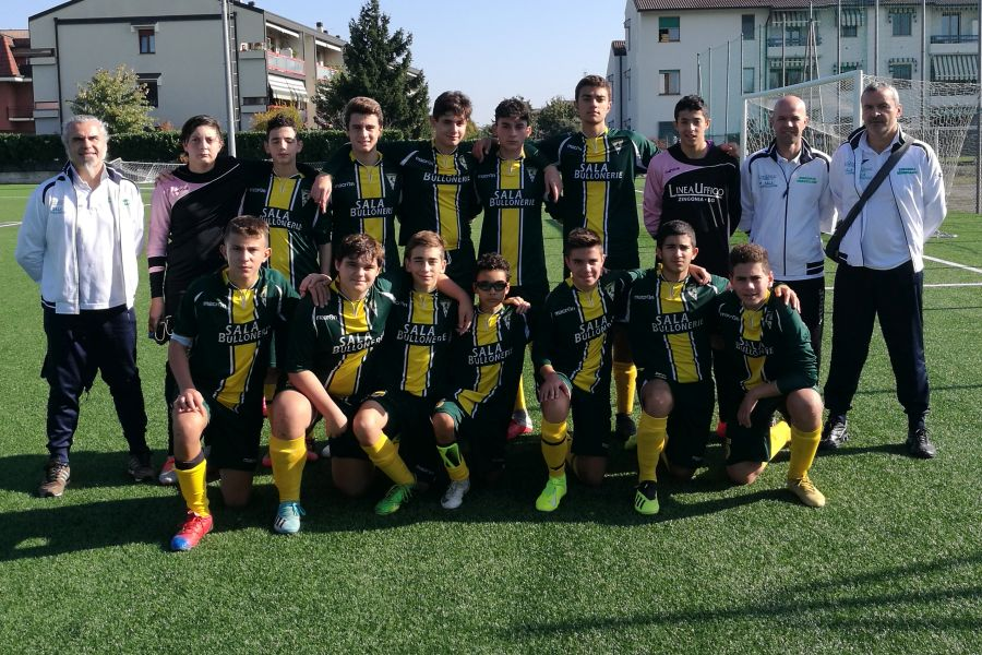 Virtus Ciserano Zingonia Verdellino under 15