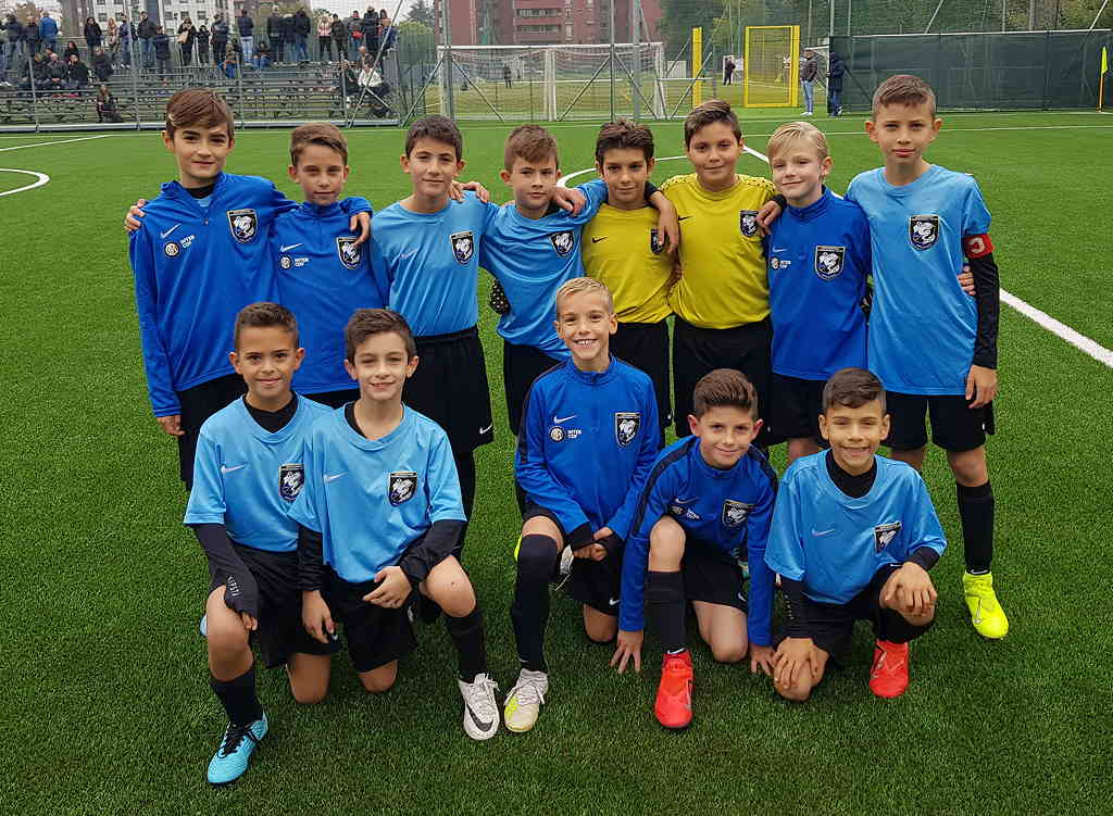 Inter-Accademia Inter Pulcini 2010