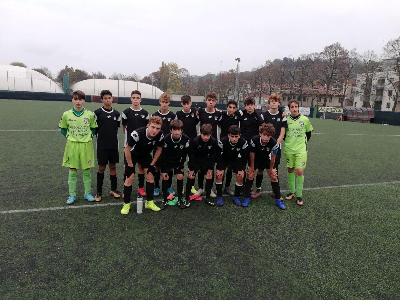 Cbs - Acqui Under 15