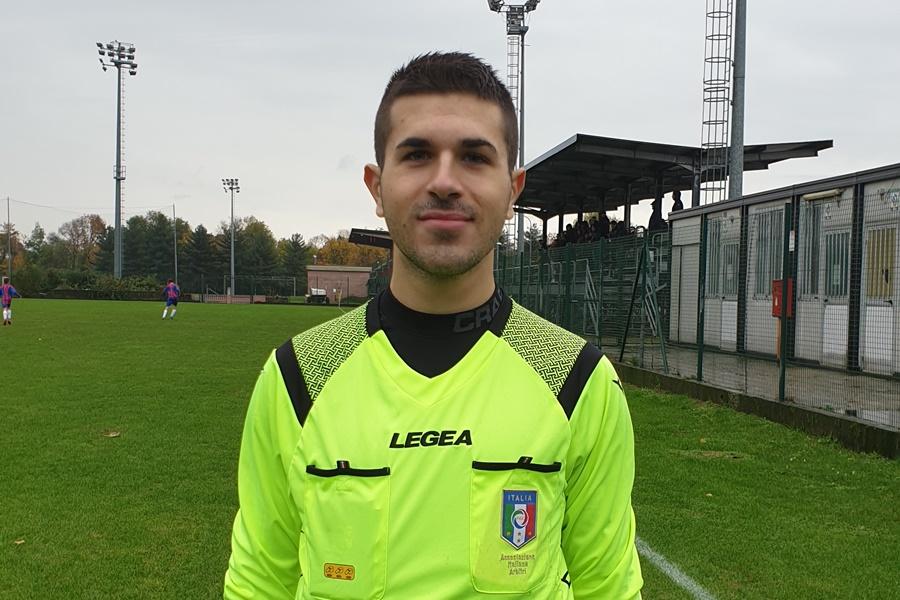 CG Bresso Enotria Under 14 Arbitro