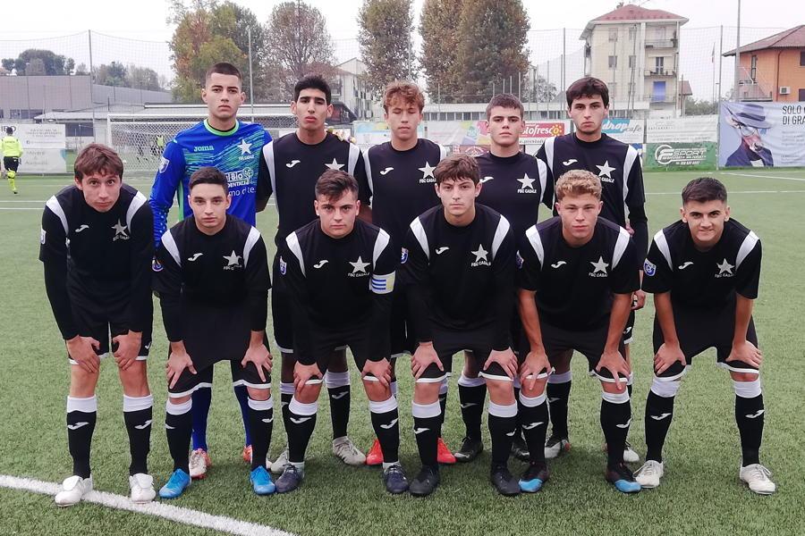 Casale Milano City Under 19 i nerostellati di Luongo