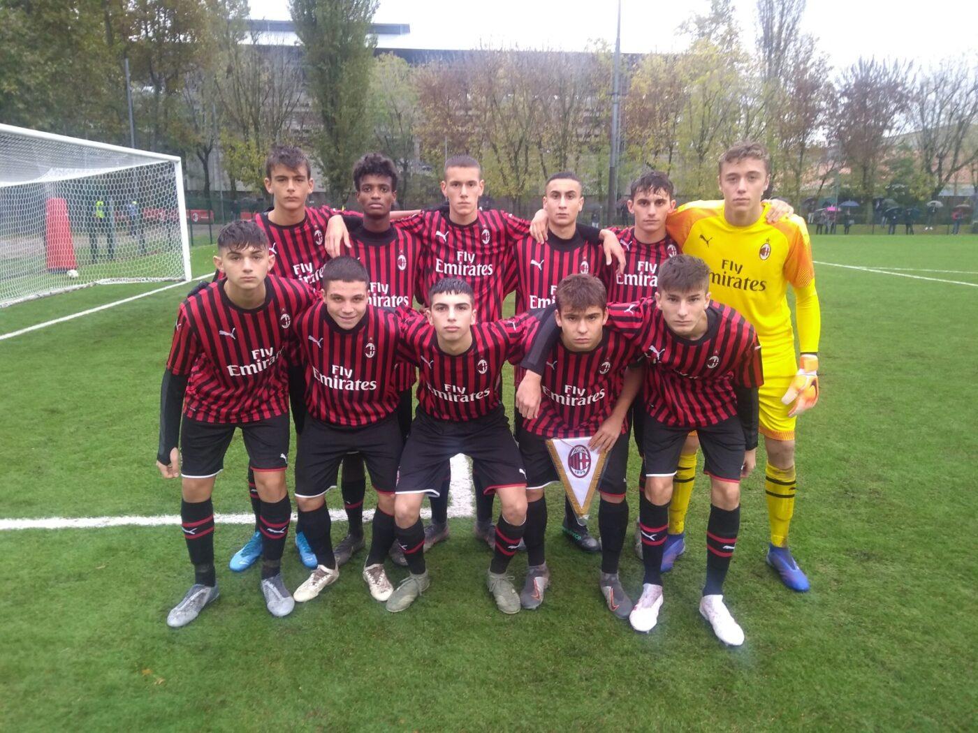 Milan-Spal Under 16-Milan