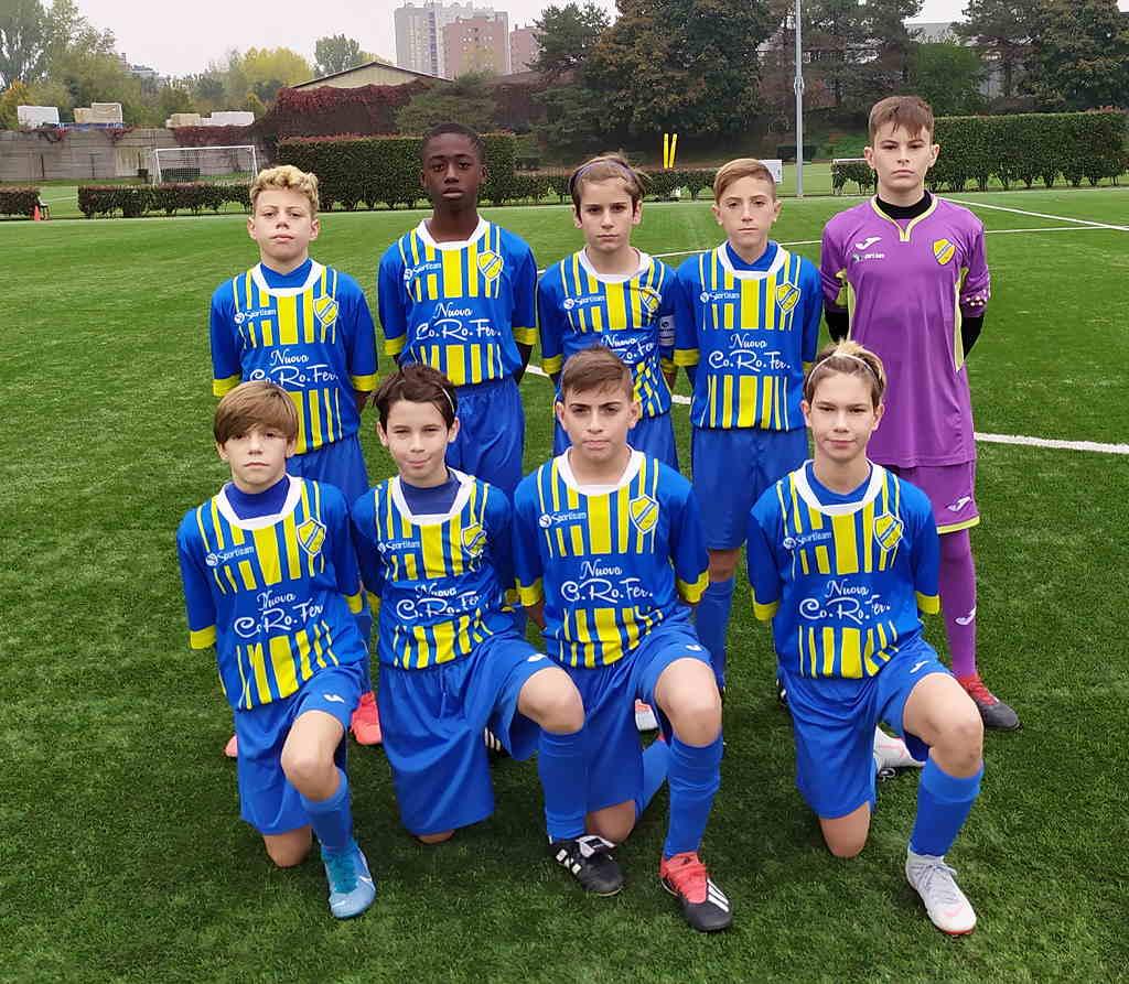 Inter-Pergolettese Under 13