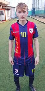 Barracuda - Carrara, Under 19: Francesco Durin
