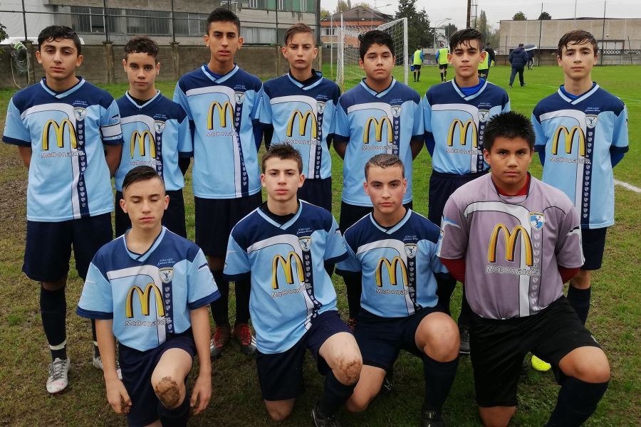 rozzano serenissima under 15
