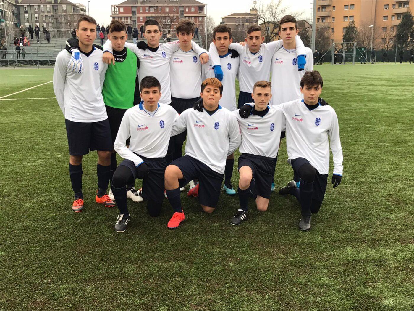 Sempione - Viscontini Under 17: Brighenti sconfitto, gialloblù perfetti