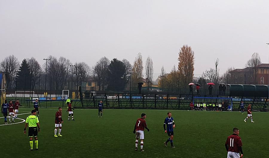 Inter Milan Under 16 A B Squadre in campo