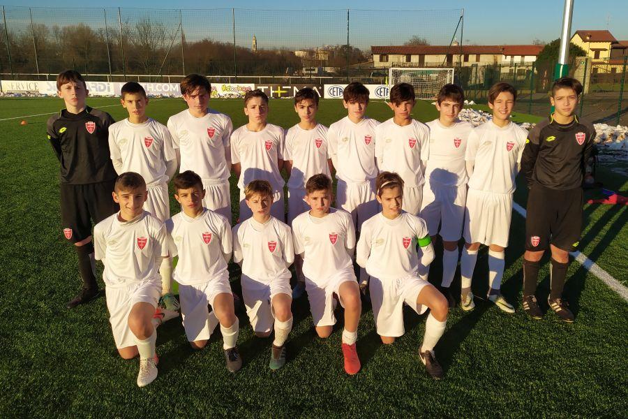 Monza-Milan Under 13