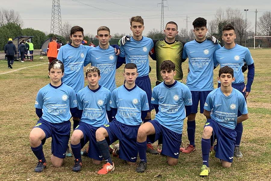 Poglianese-Sporting Cesate Under 16