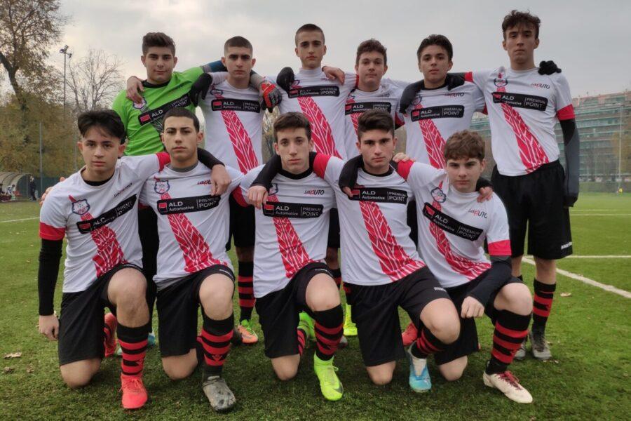 barona club milano calvignasco under 17