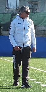 Fabrizio Luongo (Allenatore Casale)