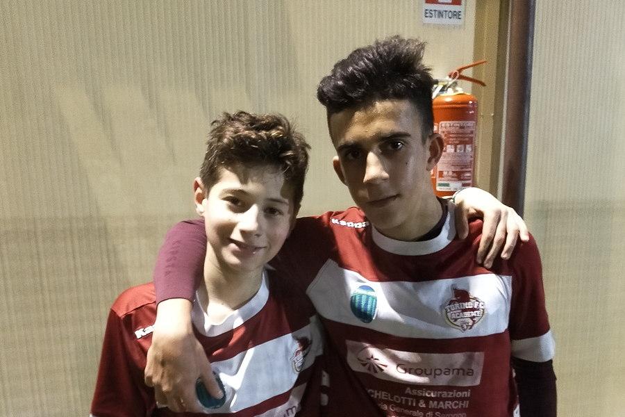 Castellanzese-Sporting Cesate Under 14