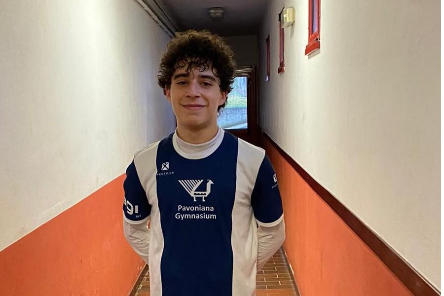 Castenedolese Pavoniana Regionale Under14 - Vitti Pavo Migliore in campo