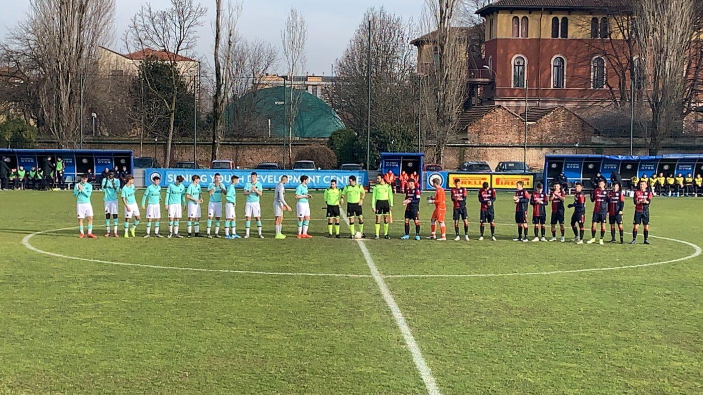 Inter - Cagliari Nazionali Under 16