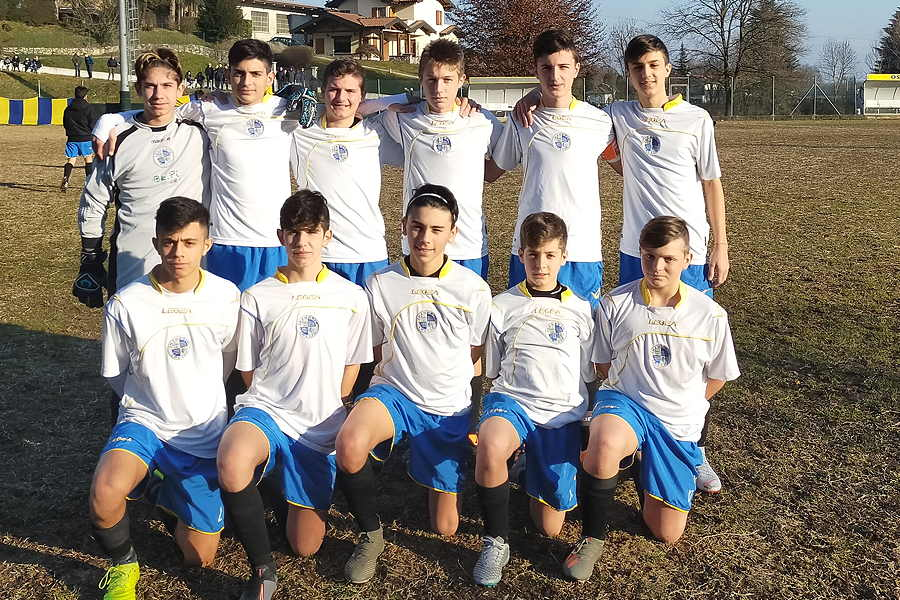 Solbiatese - Castellanzese Under 14