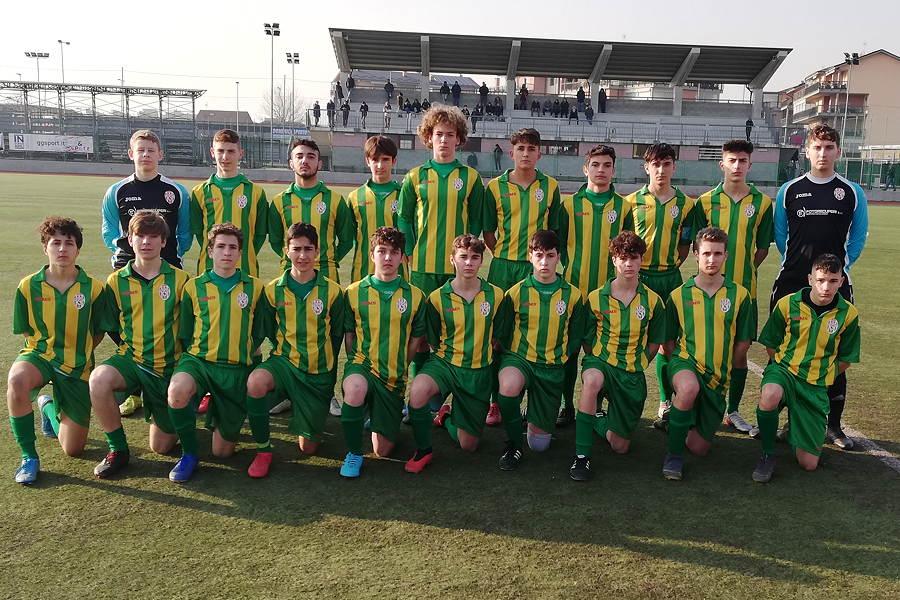 Bsr Grugliasco - Ivrea Calcio Under 16
