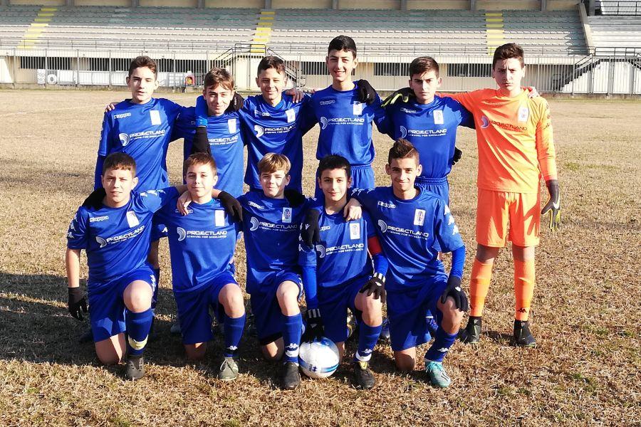 pavia academy lombardia uno under 14