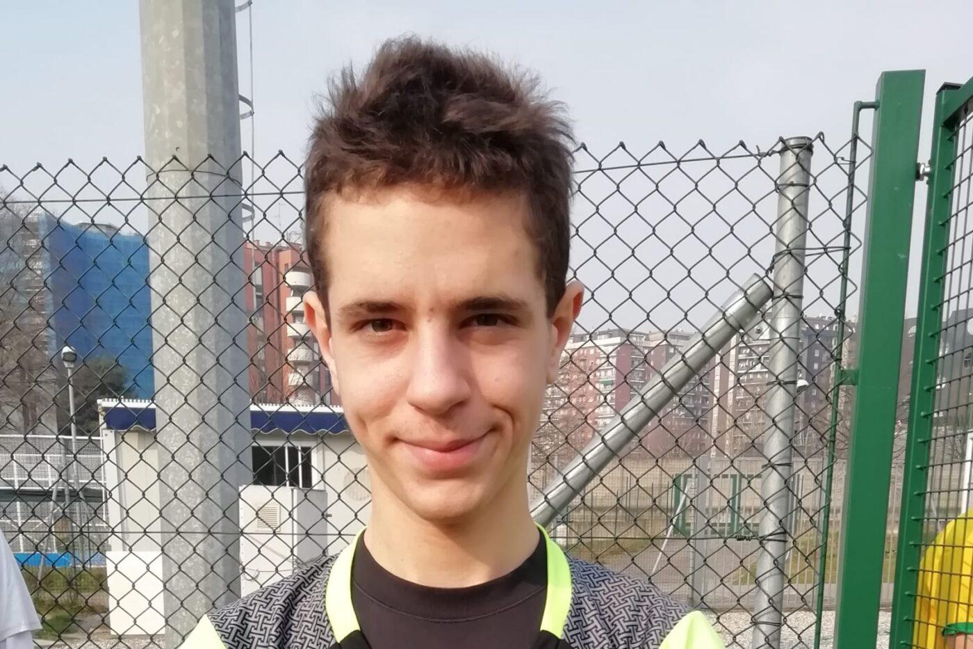 Sesto 2012 - Orpas Under 17: Federico Emanuele di Cinisello Balsamo