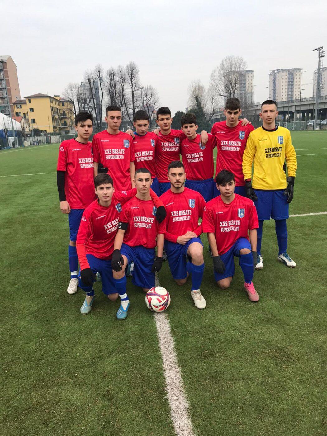 Iris - Casorate Primo Under 17 Milano: Casorate Primo