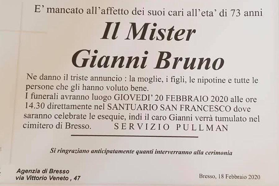 Gianni Bruno Bresso