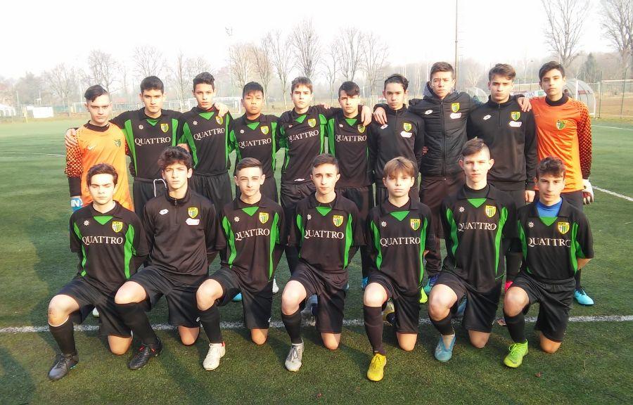 Cinisello Ausonia Academy Under 15, foto squadra Ausonia Academy